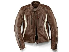Genuine BMW Motorrad Double R Leather Motocycle Jacket **Introductory Offer**