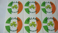 IRELAND NEW 16 LAWN BOWLS STICKERS CROWN GREEN  8 FINGER + 8 THUMB STICKERS