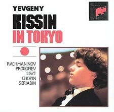 , Evgeny Kissin In Tokyo: Rachmaninov / Prokofiev / Liszt / Chopin / Scriabin, E