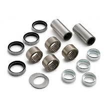 NEW KTM SWINGARM BEARING BUSHING REPAIR KIT 50 65 SX SXS 2011-2014 45204230010