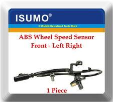 1 ABS Wheel Speed Sensor ALS259 Front Left / Right Fits: Dakota Raider