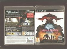 FINAL FANTASY XIV A REALM REBORN !!! Colossal sur PS 3. Jeu NEUF Blister