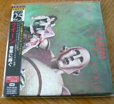 Queen - News Of The World - Japan Mini LP CD - TOCP-65106 -