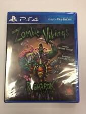 Zombie Vikings Ragnarok Edition (PlayStation 4) ***BRAND NEW FACTORY SEALED***