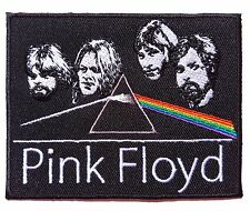 Ecusson patch brodé thermocollant Pink Floyd Groupe Musique Rock