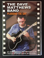 THE DAVE MATTHEWS BAND Plugging The Gap DVD. Brand New & Sealed