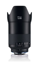 Zeiss Milvus 35mm f1.4 ZF.2 Lens - Nikon Fit
