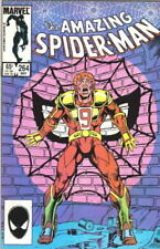 the Amazing Spider-Man Comic Book #264 Marvel Comics 1985 FINE+