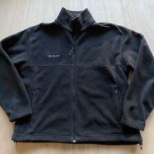 Columbia fleece Jacket Mens Size XL