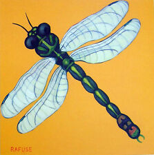 "Will Rafuse ""Dragonfly"" Fine Art Reproduction"
