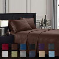 Egyptian Comfort 4P Microfiber Deep Pocket 1800 Count Hotel Luxury Bed Sheet Set