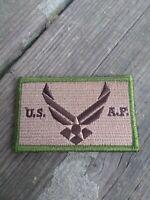 "USAF 2x3""  VELCRO® BRAND FASTENER PATCH"