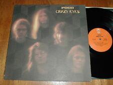 "POCO Orig 1973 ""Crazy Eyes"" LP VG++/NM-"