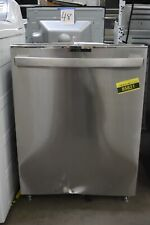 """Ge Pdt715Synfs 24"""" Stainless Steel Fully Integrated Dishwasher Nob #85821 Hrt"""