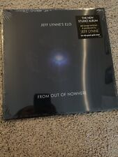 Jeff Lynne's ELO – From Out Of Nowhere 180g  GOLD Vinyl LP NEW/SEALED MINT