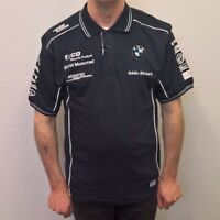Official 2017 Tyco BMW Motorrad TAS Racing BSB Polo Shirt