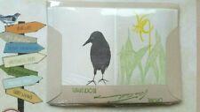 🌼🌳 vintage Gwen frostic Bird & Flowers Wildlife Art cards/Stationery Set 🌿🌻