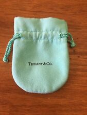 Tiffany & Co. Drawstring Pouch Bag for Jewelry