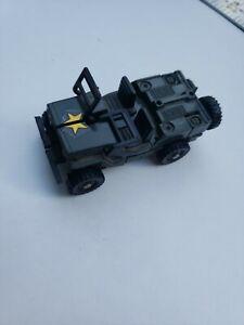 1983 Bandai Geeper Creeper MR-28 Army Jeep Transformer Gobots Bandai Japan