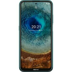 86007 Nokia X10 Smartphone 4/128GB forest Dual-SIM Android 11.0 mit Android One
