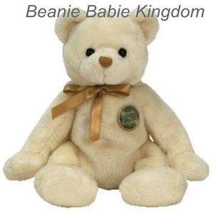 "Ty Beanie Babie * CHARLES * The Harrods UK Exclusive Teddy Bear 7"" (18cm) RARE"
