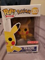 Funko Pop Pikachu #353 Pokemon Target Exclusive box MINT