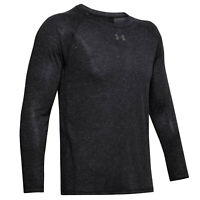 Under Armour Breeze Gore-Tex Mens Long Sleeve Fitness Training T-Shirt Tee - L