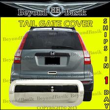 2007 2008 2009 2010 2011 CR-V CRV Triple Chrome Tailgate COVERS Overlays Trims