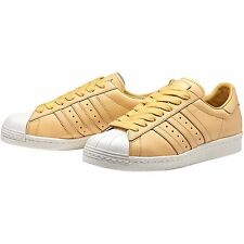 ADIDAS ORIGINALS SUPERSTAR 80s NIGO 25 TOKYO MEN'S SHOES SIZE US 13 BEIGE M21508