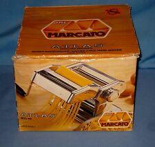 Marcato Atlas Pasta Machine/Fondant/Polymer Clay Roller Noodle Maker #150 Italy!