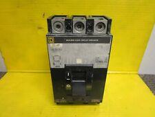 Square D Circuit Breaker Lal36350 Lal Ser 3 350A 350 Amp 600Vac 600V 3P 3 Pole