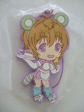 Furi Watanuki Waitress Rubber Strap Key Chain Super Sonico BANPRESTO