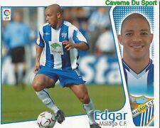 EDGAR PORTUGAL MALAGA.CF CROMO STICKER LIGA ESTE 2005 PANINI