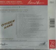 Bernard Herrmann - Citizen Kane ( Original Motion Picture Score ) CD NEW