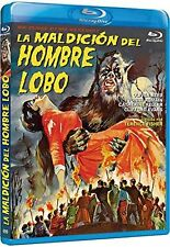 The Curse of the Werewolf (Blu-Ray) Oliver Reed, Anthony Dawson, Terence Fisher