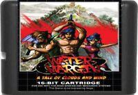 Water Margin: A Tale of Clouds and Wind (1996) 16 Bit Sega Genesis / Mega Drive