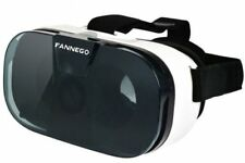 FANNEGO 3D VR Headset Virtual Reality Glasses for 3d Movies And Games Compatiabl