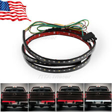 "60"" Car Truck LED Strip Tailgate Light Bar Signal Reverse Brake for FORD F-150"