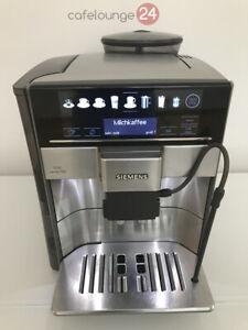 Kaffeevollautomat Siemens EQ6 series 700 - generalüberholt - nur 2250 Bezüge