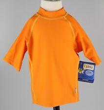 IPlay Baby Schwimmshirt Schwimmbekleidung Orange UV-Schutz 50+ 18-24 Monat B6-OA