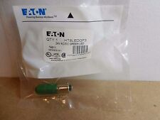 Eaton HT8 HT8LEDGF3 24VAC/DC 30.5mm Green LED Indicating Replacement Bulb
