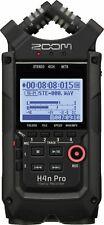 Zoom - H4N Pro Handy Recorder - All Black