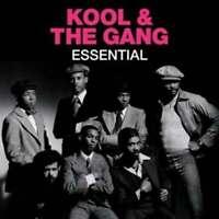 KOOL & THE GANG - ESSENTIAL CD ~70's DISCO FUNK SOUL GREATEST HITS~BEST OF *NEW*