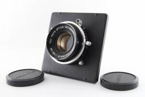 Fuji Fujinon W 135mm f/5.6 Large Lens w/ Seiko Shutter from Japan [Exc+++]