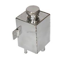 Universal Overflow Tank Alloy Aluminum Power Steering Tank Swirl Pot