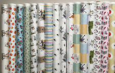 Roald Dahl Ashley Wilde Themed 100% Cotton Fabric Perfect for Curtains, Cushions