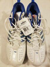 Rare Adidas Sample TS Reggie III Mi White Football Cleats Bush Signature Series