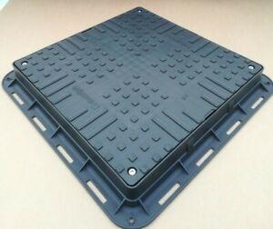 Schachtdeckel 700mmx700mm Schachtabdeckung Kontrollschacht Revisionsschacht