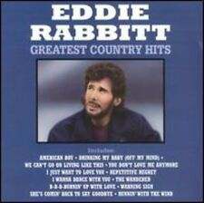 Eddie Rabbitt - Greatest Country Hits [New CD] Manufactured On Demand