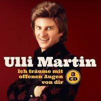 ULLI MARTIN - ICH TRÄUME MIT OFFENEN AUGEN VON DIR (3 CD) SCHLAGER BEST OF NEU